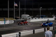drag racing at PIR