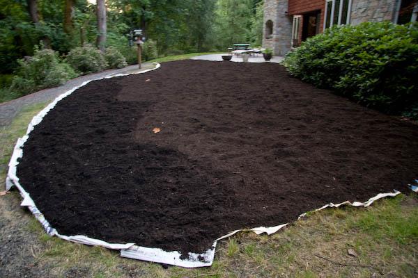 Cubic Yard Measurement Landscaping : Landscape projects