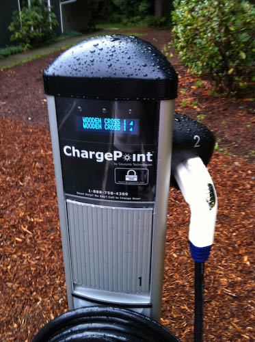 ChargePoint/Coulomb Level 2 Charging Station
