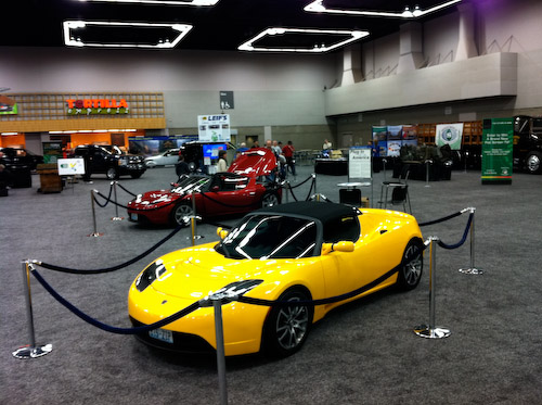 EVs At The Portland International Auto Show Tom Saxtons Blog - Portland car show