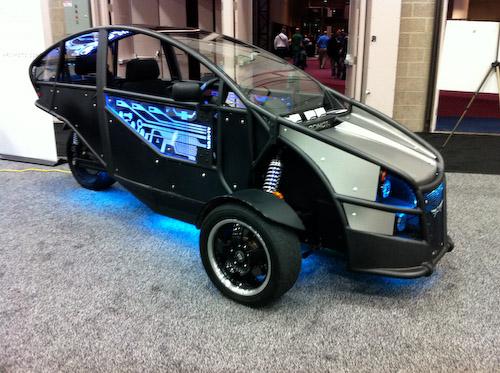 EVs At The Portland International Auto Show Tom Saxtons Blog - Auto show near me